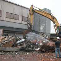 大连废旧厂房拆除回收